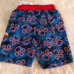 Nickelodeon Swim - Boy's Paw Patrol Swim Trunks